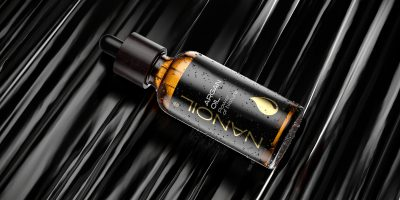 nanoil argan oil black